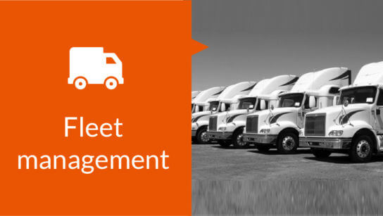 Fleet management solution - Midas Touch