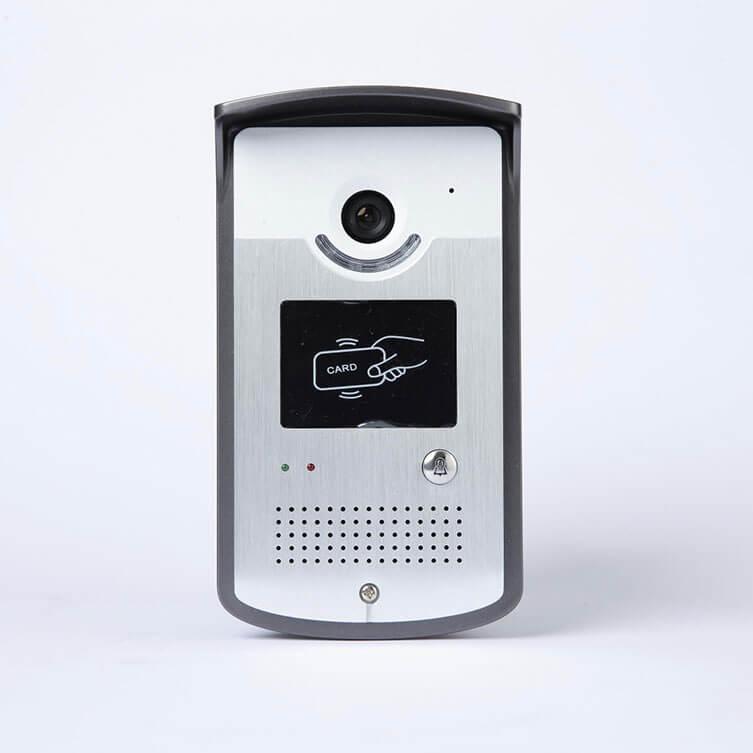 Sip Video Intercom Sip Door Phone For Access Control