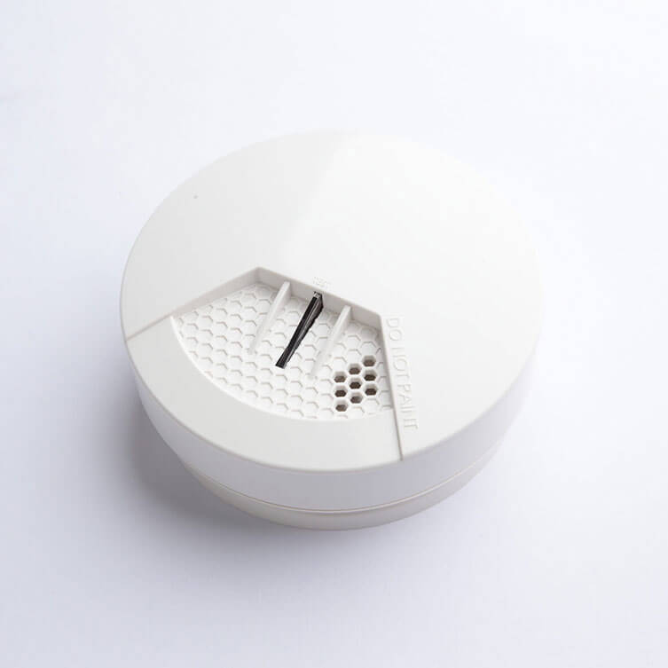 Z-Wave Ceiling-mount Smoke Detector