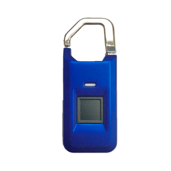 MPL 2000 blue- Smart Fingerprint Padlock
