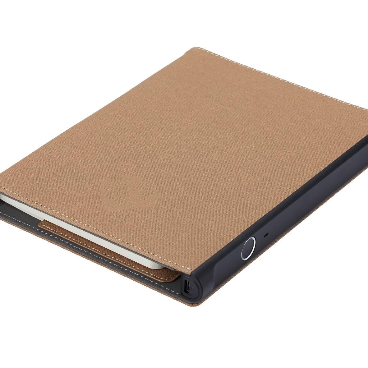 Khaki fingerprint Smartbook | Midas Touch