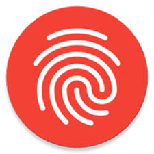 Midas Touch Round fingerprint sensor